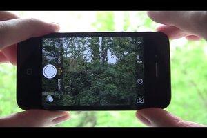 iPhone 4 - schlechte Fotos künftig vermeiden