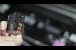Epson Stylus SX 130 erkennt Patrone nicht -  Fehlersuche