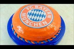 FC-Bayern-Kuchen - Rezept