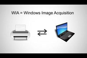 WIA-Treiber für Windows 7 - Funktion und Installation