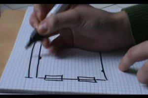 Grundriss zeichnen - so machen Sie es richtig