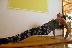 Muskeltraining ohne Geräte - zwei Trizeps-Übungen