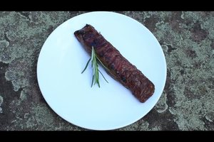 Flank Steak vom Grill - so wird's lecker