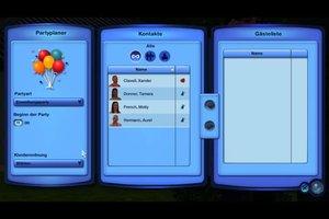 Sims 3 Party vorbereiten -  so wird die Spieleparty ein Erfolg