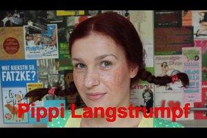 Schminktipps - Als Pippi Langstrumpf schminken Sie sich so