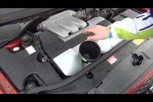 Zu wenig Öl im Motor - so erkennen Sie es rechtzeitig