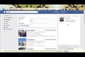 Facebook: Leute nach Ort suchen - Anleitung