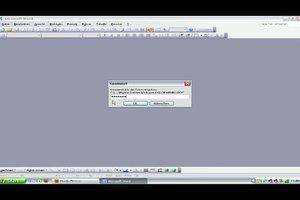 Textdatei mit Passwort schützen - Anleitung für Microsoft Word