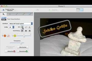 Digitalfoto beschriften - so geht´s mit Picasa