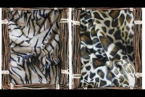 Schwänze für Tierkostüme selber machen - so gelingt ein Tigerschwanz