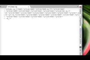 CTG-Datei öffnen - so gelingt's