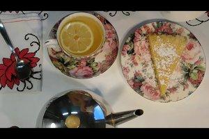 Saftiger Zitronenkuchen - Rezept für die Mikrowelle