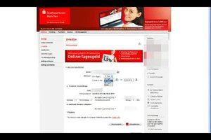 Kontoauszug online bei der Sparkasse erhalten - so geht´s