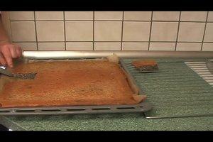 Mohnkuchen vom Blech - ein leichtes Rezept