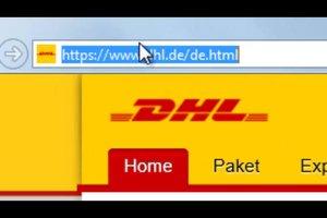 DHL-Paketaufkleber als PDF - so nutzen Sie die Onlinefrankierung