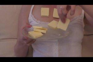 Butterwickel machen - so geht's