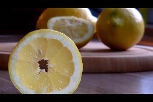 Zitronen haltbar machen - so gelingt's einfach und praktisch