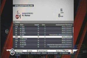 Bei FIFA 11 Spieler verbessern - so gehen Sie vor