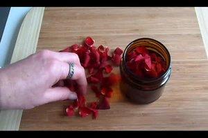 Rosen-Parfum selber machen