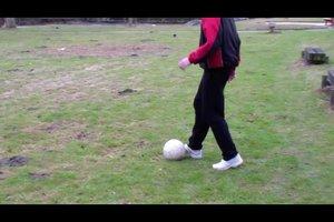 Fußballtricks lernen - Anleitung für einen Trick