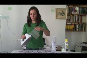 Dampfbügeln - so benutzen Sie Ihr Bügeleisen richtig