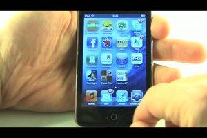 Ordner auf dem iPod Touch erstellen - Anleitung