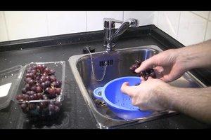 Weintrauben entsaften - so geht´s