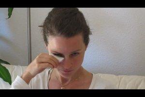 Wimperntusche entfernen - so schminken Sie Mascara richtig ab
