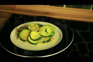 Zucchini kochen - so machen Sie es richtig