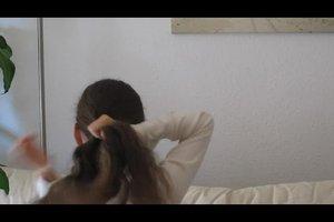 Geflochtene Haare - wie Sie Zöpfe flechten
