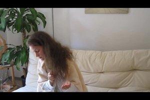 Haarkur selber machen gegen trockene Haare