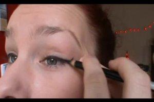 Hippie-Make-up - so schminken Sie es nach
