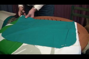 Große Strandtaschen gestalten - Nähanleitung für Umhängetaschen