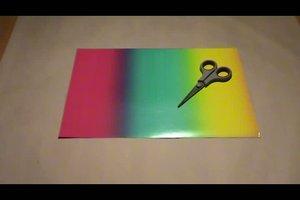 Origami Anleitung - Schachteln aus Papier basteln