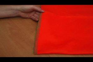 Filztaschen selber machen - Anleitung für eine Laptoptasche