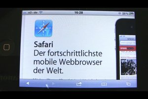 Andere Internet-Browser fürs iPhone 4 - Alternativen zu Safari