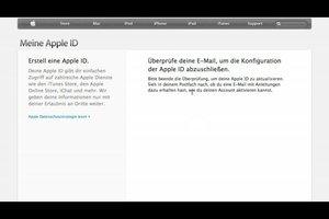 Wie bekomme ich eine Apple-ID? - Anleitung