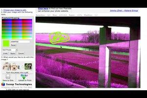 Online Bilder bearbeiten - kostenlos ohne Anmeldung