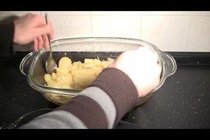 Warmer Kartoffelsalat ohne Mayonnaise - so wird´s gemacht