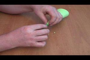 Tröte basteln - so gelingt das Instrument für Kinder