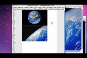 Zwei Bilder zusammenfügen - so geht´s mit GIMP
