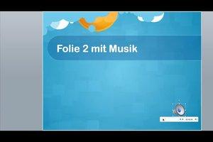 Bei PowerPoint Mac 2011 Musik einfügen - so klappt´s