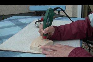 Namensschilder basteln und selbst gestalten