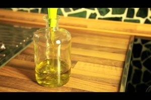 Chiliöl selber machen - Anleitung