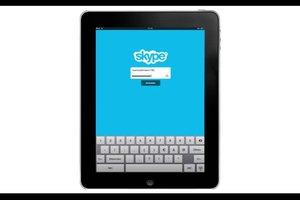 Mit Tablet-PC telefonieren - so klappt Videotelefonie