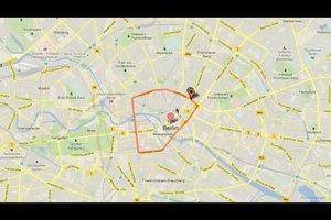 Lineal für Google Maps aktivieren und Entfernungen berechnen
