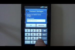 uTrack bei Samsung-Handy richtig nutzen