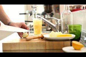 Wodka mit Melone - ein Rezept für einen leckeren Cocktail