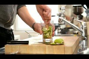 Cocktails - Caipirinha selber machen