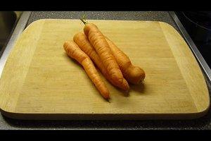 Karottensaft selber machen - ein Rezept